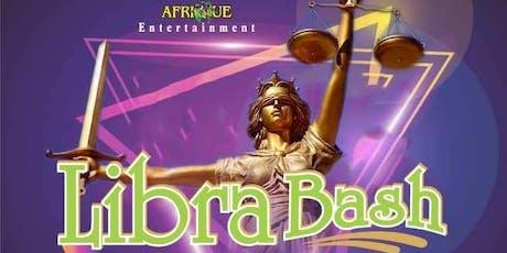 Libra Bash tickets
