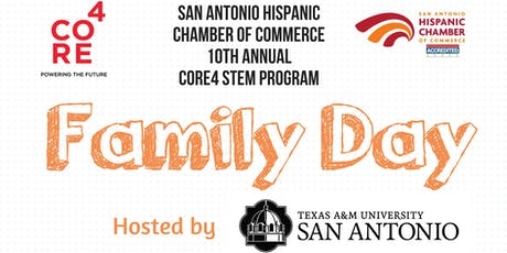 2019 CORE4 STEM Family Day at Texas A&M University-San Antonio tickets