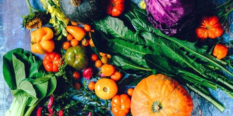 Vegan 3 Course Cooking Class with Yoga Philosophy tickets