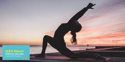 IKEA Wellness Saturday: Gratitude Yoga Flow