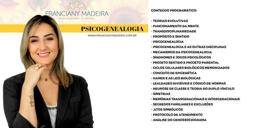 1° Turma de Psicogenealogia - Vale do Paraíba