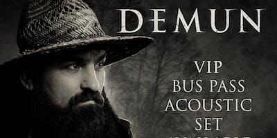 Demun Jones VIP Bus Pass (Spokane, WA)