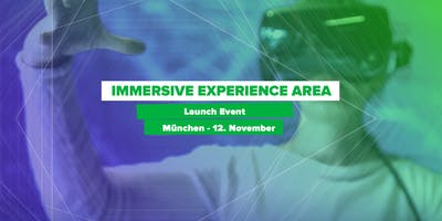 Immersive Experience Area Launch