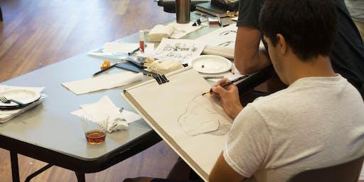 ASAP & MOCA Drawing Workshop