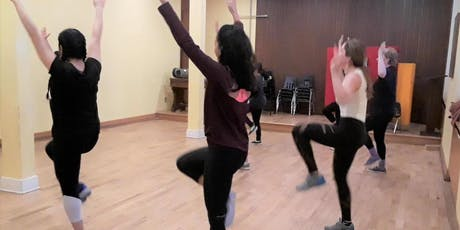 Introductory 1-Class Pass To Women's Bollywood Dance Fitness - Scarborough tickets
