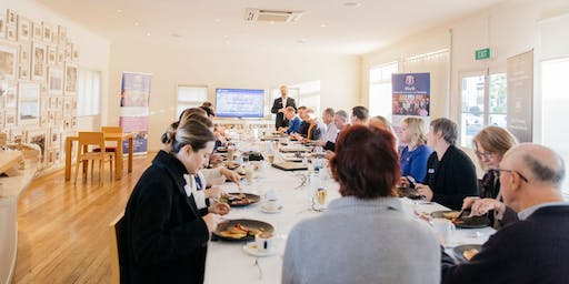 BforB Networking Breakfast Red Hill
