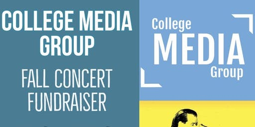 Benefit Concert for College Media Group