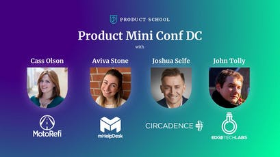 Product Mini Conference DC tickets