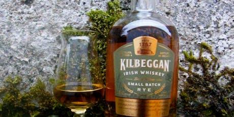 Kilbeggan Rye Tasting tickets