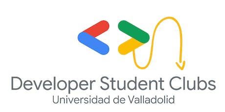 Presentación del Developer Student Club entradas