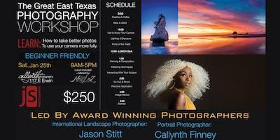 Great ETX Photography Workshop January 2020