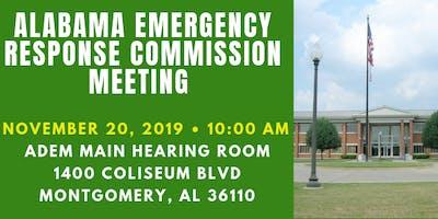 Alabama Emergency Response Commission (AERC) Bi-Annual Meeting