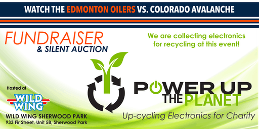 Power up the Planet Fundraiser