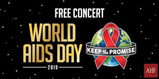 AHF World AIDS Day South Florida
