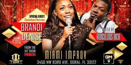Uproar At The Improv Featuring Brandi Denise tickets