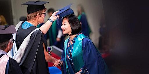 Otago Polytechnic Graduation March 2020