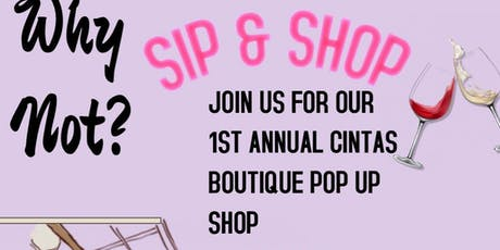Cinta's Boutique 1st Annual Pop Up Shop tickets
