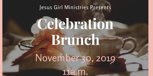 Jesus Girl Celebration Brunch