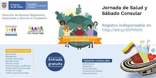 Jornada de Salud y Servicios: COLOMBIANOS SALUDABLES EN EL EXTERIOR