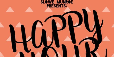 Slowe Munroe Halloween Happy Hour Networking Event tickets