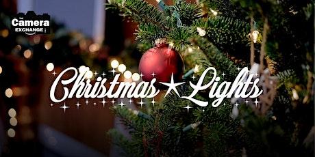 Christmas Lights tickets