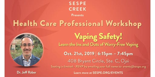 Vaping Safety!  Learn the Ins and Outs of Worry-Free Vaping