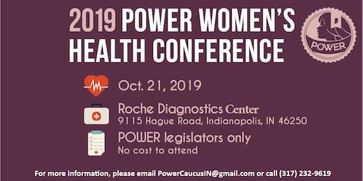 2019 Power Women's Caucus Health Summit