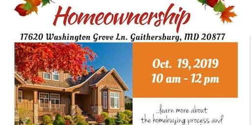 Fall Into Homeownership