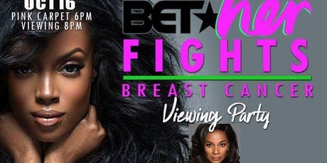 "BET HER FIGHTS ""BREAST CANCER"" HONORING ACTRESS VANESSA BELL CALLOWAY tickets"
