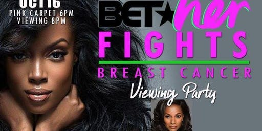 "BET HER FIGHTS ""BREAST CANCER"" HONORING ACTRESS VANESSA BELL CALLOWAY"