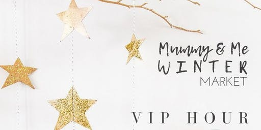 Winter Market VIP Hour