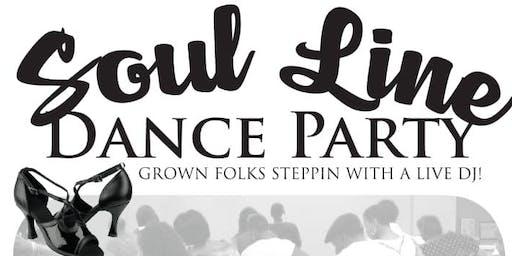 Soul Line Dance Party