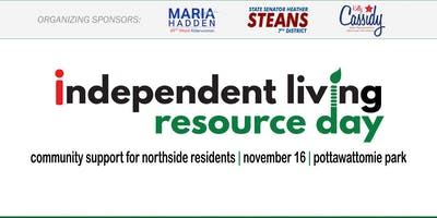 2019 Independent Living Resource Day