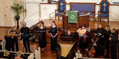 Program IV: Happy 250th Birthday Charleston