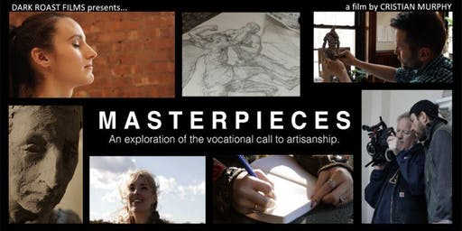 Young Adult and College Student Event - MASTERPIECES Film