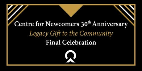 30th Anniversary  Legacy Gift to the Community tickets