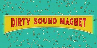 Dirty Sound Magnet zondagmiddag 17-11-2019 in De Cactus