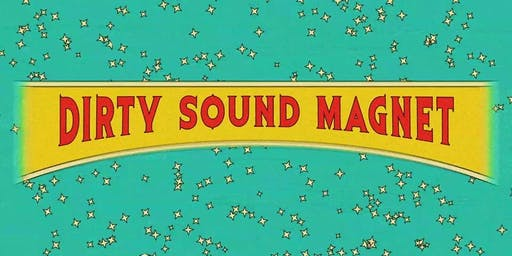 Dirty Sound Magnet zondagmiddag 17-11-2019 in De Cactus