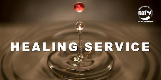 Healing Service - October 27, 2019