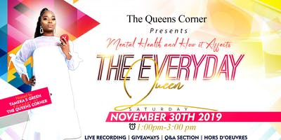 The Queens Corner: Mental Health and How It Affects The Everyday Queen