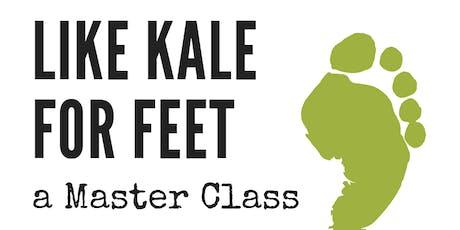 Like Kale for Feet - a Yoga Workshop tickets