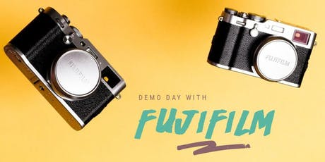 Fujifilm Demo Day tickets