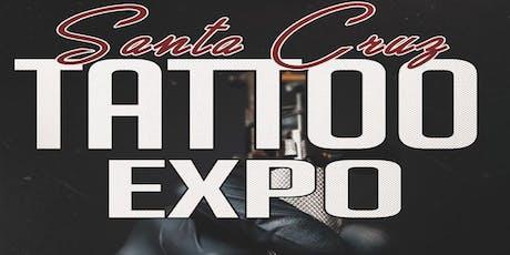 Santa Cruz Tattoo Expo tickets
