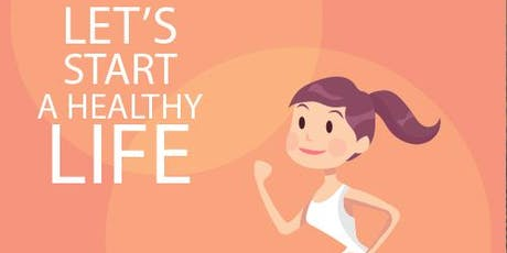 BE FIT & FABULOUS! Lose weight with Lifestyle Medicine tickets