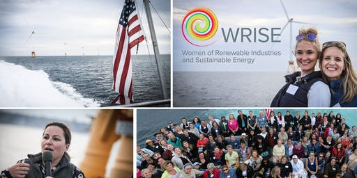 National WRISE Offshore Wind Reception at AWEA's Offshore WINDPOWER 2019