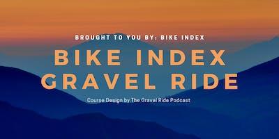 Bike Index Gravel Ride