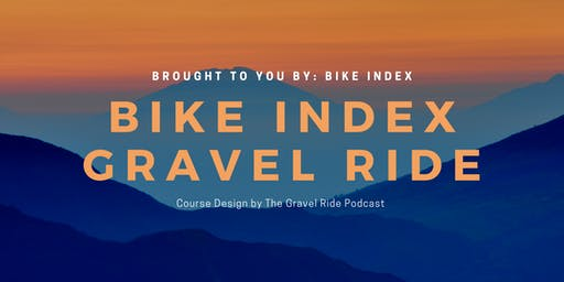 Bike Index Gravel Ride