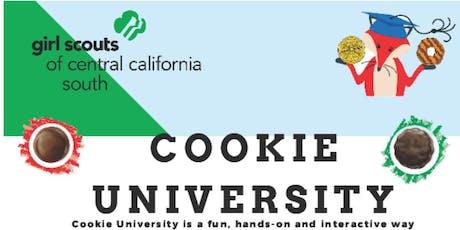 Cookie University tickets