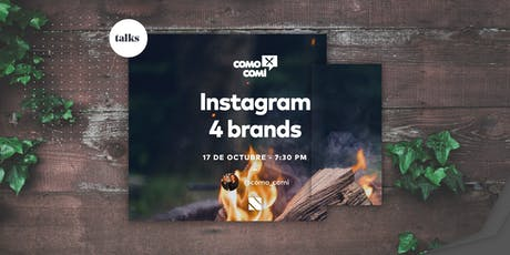 Como comí: Instagram 4 brands entradas