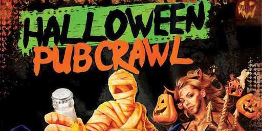 Halloween Bar Crawl- TEMPE Saturday 10.26.19